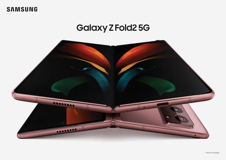 Samsung ra mắt Galaxy Z Fold2: Nhiều cải tiến, giá 1999 USD