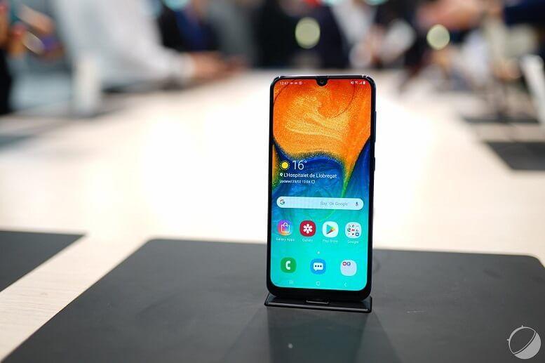 Samsung tiếp tục là thương hiệu smartphone số 1 tại Đức trong Q2/2020