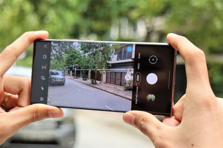 5 tính năng ấn tượng trên Galaxy Note20 mà iPhone 12 Pro không có