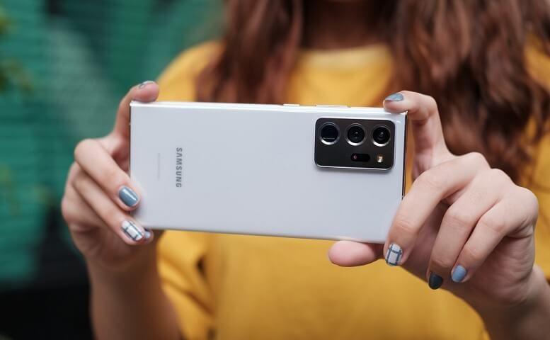 Consumer Reports: Galaxy Note20 Ultra là smartphone có camera tốt nhất