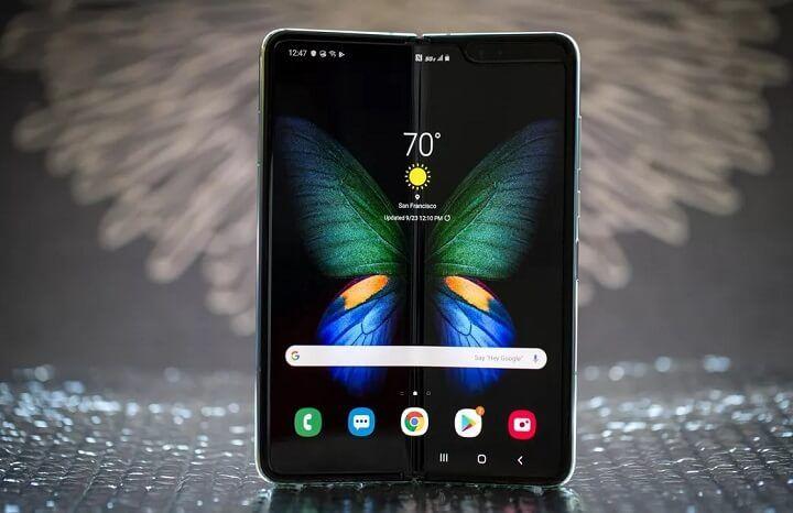 Cuối cùng thì vẫn chỉ có mỗi Samsung là thành công với smartphone màn hình gập
