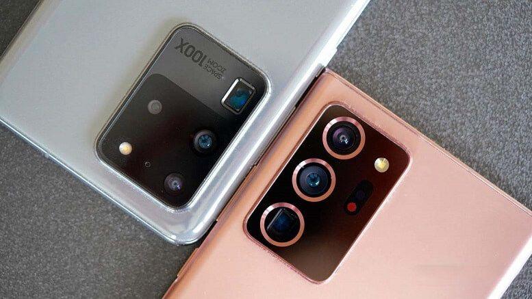 DxOMark đánh giá camera Galaxy Note20 Ultra kém S20 Ultra