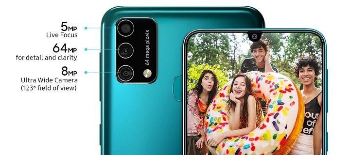 Galaxy F41 ra mắt: Smartphone đầu tiên thuộc dòng F, giá 5.4 triệu đồng