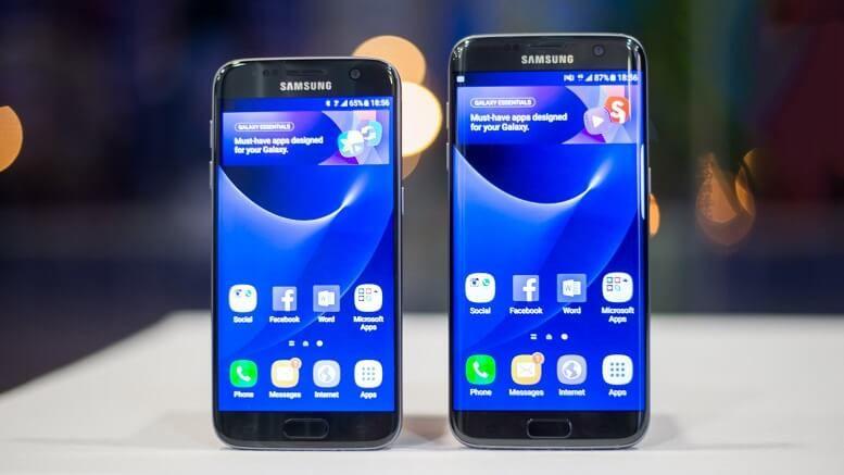 Galaxy S7 và S7 edge gần 5 tuổi vẫn được cập nhật phần mềm và câu trả lời của Samsung dành cho Apple