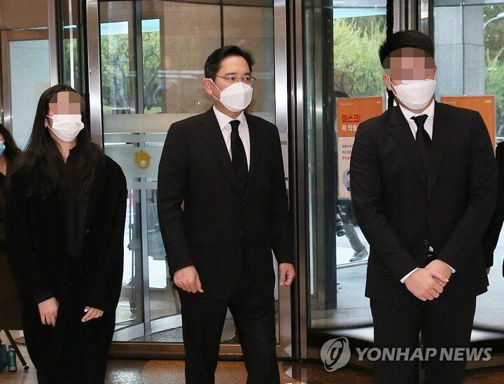 Giới quan chức và tài phiệt Hàn Quốc tới viếng Chủ tịch Samsung Lee Kun-hee