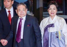 Người đàn bà quyền lực phía sau đế chế Samsung: Bóng hồng khiến cố chủ tịch Lee Kun Hee đến chết cũng không từ bỏ