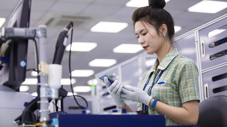 Samsung Electronics là nhà tuyển dụng tốt nhất thế giới năm 2020