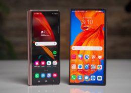 Samsung lấy lại ngôi vương smartphone từ Huawei