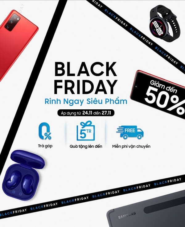 Samsung Black Friday