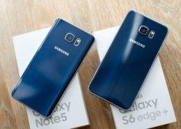 Galaxy Note5 và Galaxy S6 bất ngờ được cập nhật phần mềm sau nhiều năm ngừng hỗ trợ