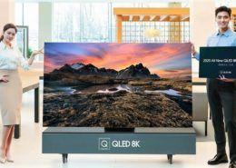 Samsung chiếm đến 1/3 doanh thu thị trường TV toàn cầu trong quý 3/2020