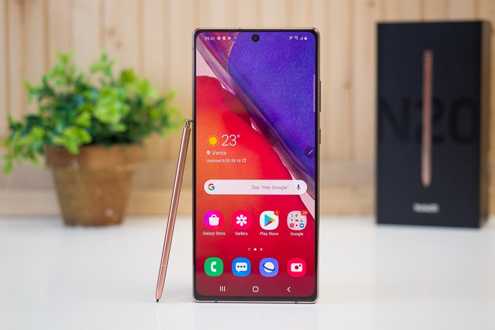 Samsung có thể sẽ không ra mắt Galaxy Note21?