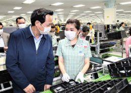 """Samsung """"nâng cấp"""" nhân sự để vận hành bộ máy khổng lồ tại Việt Nam"""