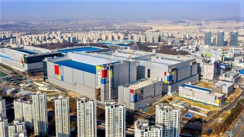 """Samsung """"rót"""" 116 tỷ USD vào đầu tư sản xuất chip"""