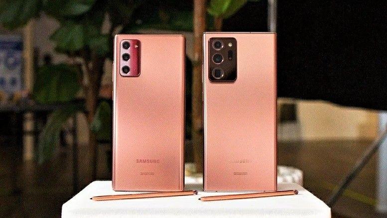 Samsung thống lĩnh thị trường smartphone tại Châu Âu, Trung Đông và Châu Phi trong quý 3/2020