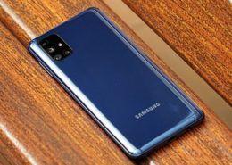 Smartphone giá rẻ mới của Samsung có dung lượng pin lên tới 7.000mAh