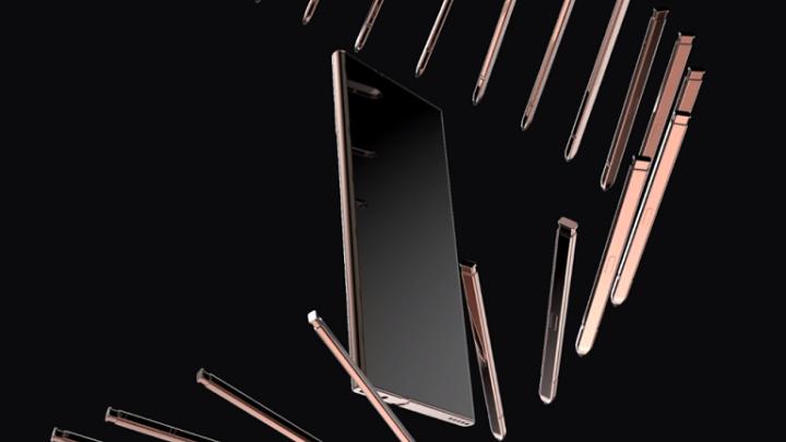 Concept Samsung Galaxy Scroll màn hình cuộn, có thể sẽ thay thế cho dòng Note