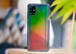 Galaxy A51 là smartphone bán chạy nhất tại Việt Nam trong năm 2020