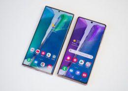 Galaxy Note20 series tại Việt Nam chính thức lên đời Android 11 x One UI 3.0