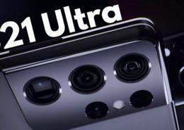 """Lộ thông số camera """"khủng"""" trên Galaxy S21 Ultra"""