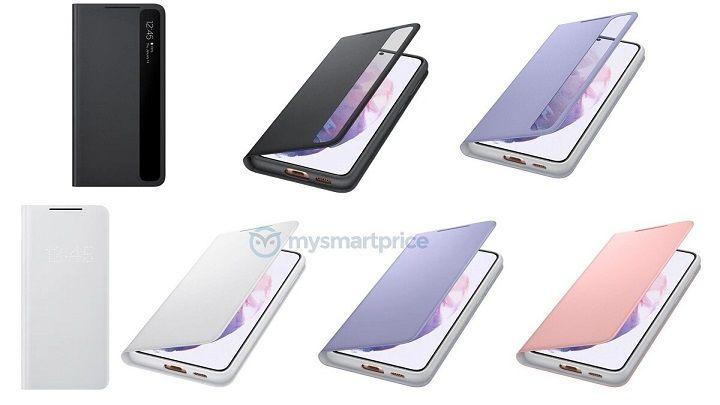 Ốp lưng Galaxy S21 bị rò rỉ tiết lộ vị trí đặt bút S Pen