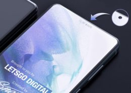 Giải pháp mới sẽ giúp cho các mẫu smartphone trong tương lai của Samsung có một màn hình hoàn hảo.