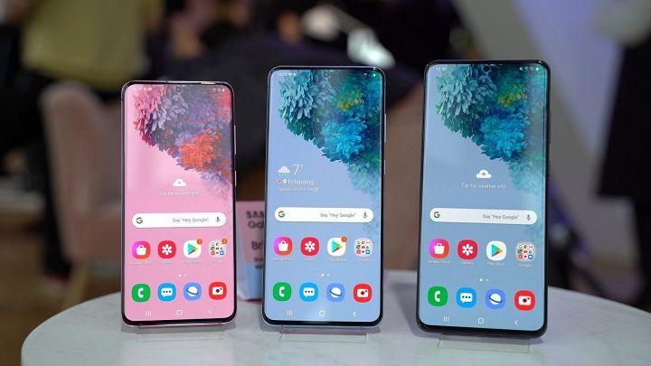 Samsung mở dịch vụ cho thuê smartphone cao cấp Galaxy S, Note
