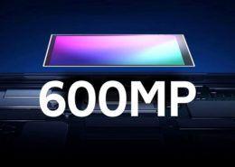 Samsung phát triển cảm biến ảnh 600MP cho smartphone
