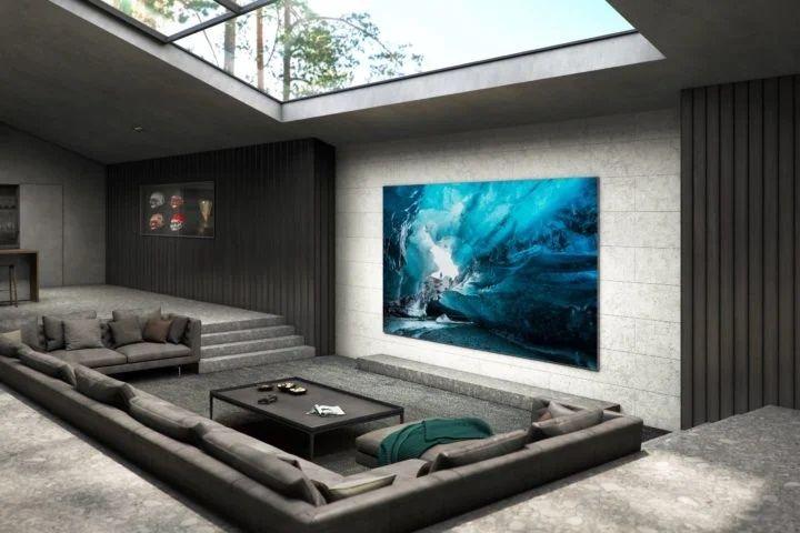 Samsung ra mắt TV MicroLED 110-inch mới: Hoàn toàn không có viền, giá 3,6 tỷ đồng