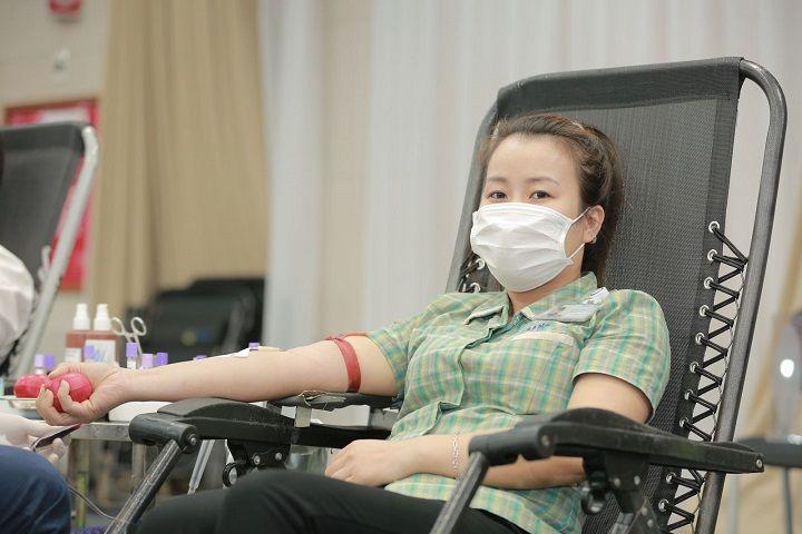 """Samsung Việt Nam triển khai chương trình Hiến máu """"Chung dòng máu Việt năm 2020"""" năm thứ 11 liên tiếp"""