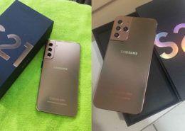 """Cẩn thận trước Galaxy S21 hàng """"chính hãng Quảng Châu"""": Nhìn qua thì tưởng thật, soi kỹ mới thấy trông như một trò đùa!"""