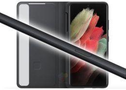 Đây là bút S Pen của Galaxy S21 Ultra và case đựng bút