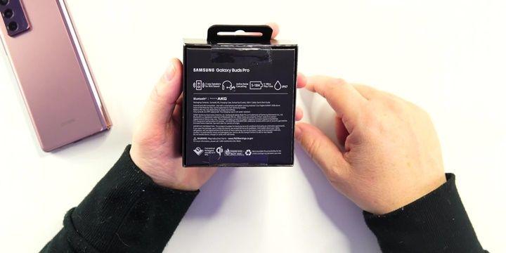 Đây là Galaxy Buds Pro: Đòn đáp trả của Samsung với AirPods Pro, giá dự kiến 199 USD