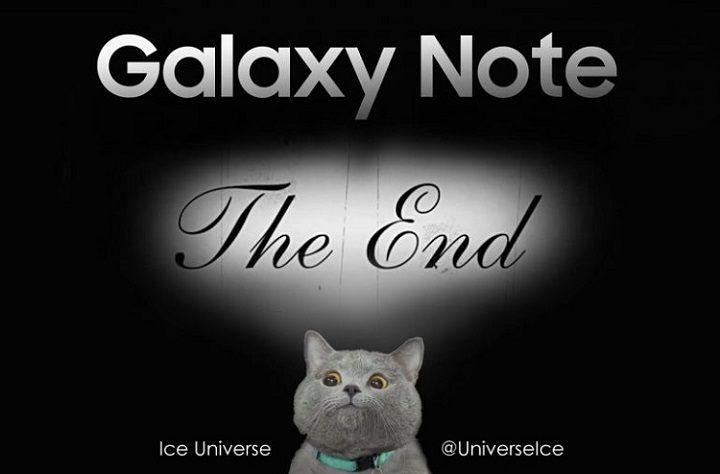 Galaxy Note 21 có thể sẽ không tồn tại
