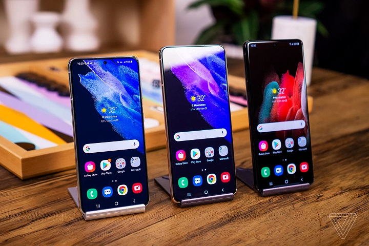 Galaxy S21 chính thức lên kệ tại Việt Nam với giá từ 22 triệu đồng