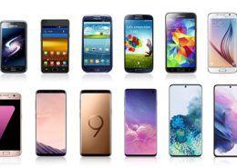 Giá của dòng Galaxy S thay đổi thế nào qua từng năm?