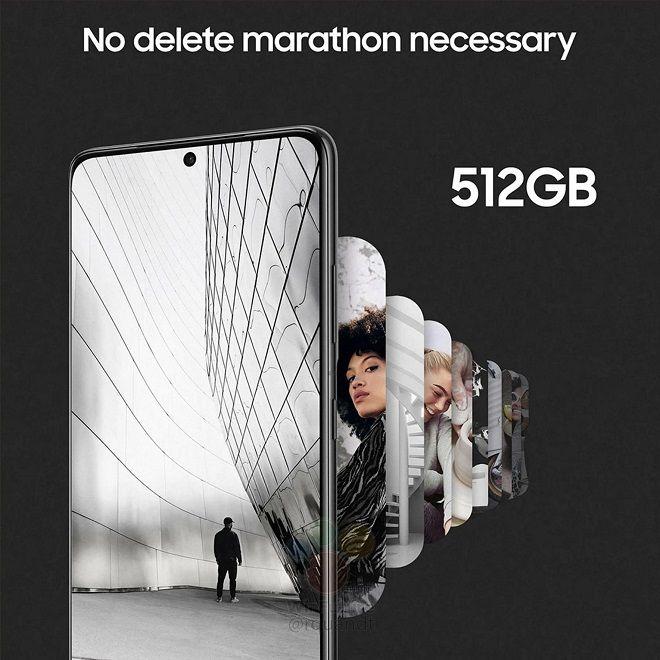 Hình ảnh chính thức xác nhận Galaxy S21 không bán kèm củ sạc và tai nghe