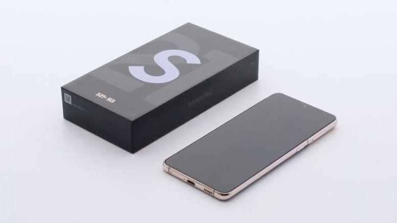 Lý do Samsung không bán Galaxy S21 kèm củ sạc