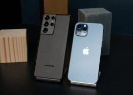 Với Galaxy S21, Samsung đã vượt qua Apple về mặt thiết kế