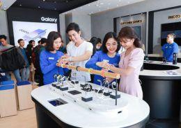 Samsung là thương hiệu điện thoại thông minh được người Việt biết đến nhiều nhất