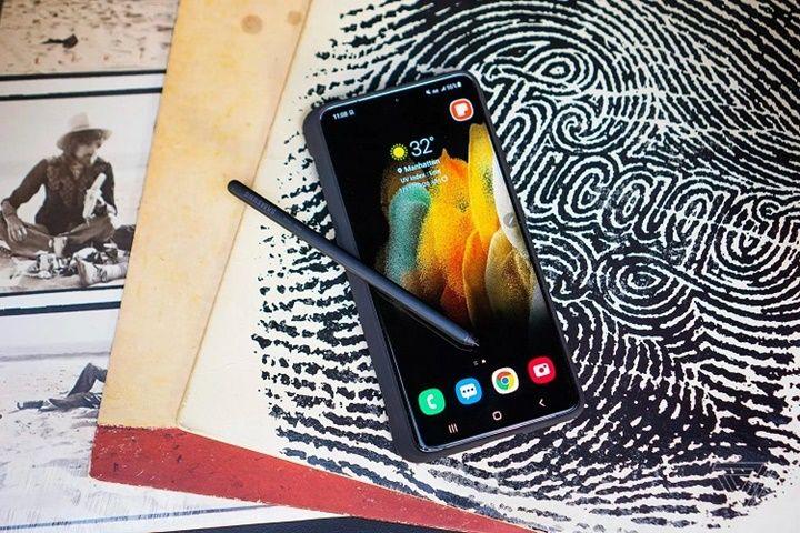 Tất cả những gì bạn cần biết về bút S Pen trên Galaxy S21 Ultra
