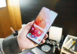 Những tính năng mới trên giao diện Samsung One UI 3.1
