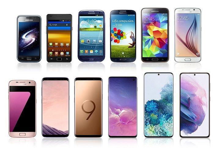 """Lịch sử phát triển dòng Galaxy S: Tên tuổi lớn nhất trong """"làng"""" smartphone Android"""