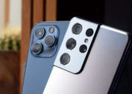 """Camera trên dòng Galaxy S đã """"vượt mặt"""" iPhone"""