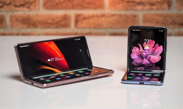 Huawei Mate X2 vs Galaxy Z Fold 2