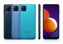 Samsung âm thầm ra mắt Galaxy M12 tại VN: Exynos 850, 4 camera sau 48MP, pin 6000mAh