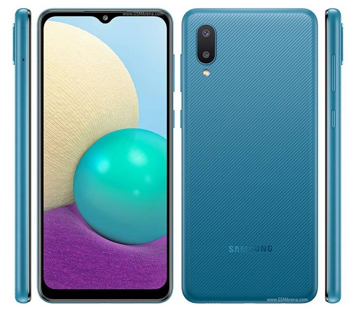 Samsung Việt Nam ra mắt Galaxy A02