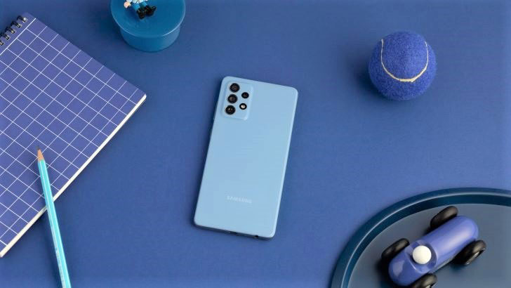 Galaxy A32 5G và A52 5G chính thức lên kệ tại Việt Nam với giá từ 7,69 triệu đồng
