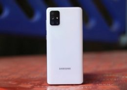 Galaxy A71 4G bắt đầu được cập nhật One UI 3.1