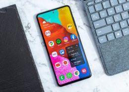 Galaxy M51 bắt đầu được cập nhật One UI 3.1